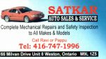 Satkar Auto Sales & Service