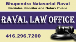 Raval Law Office