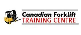 A Canadian Forklift Training Centre